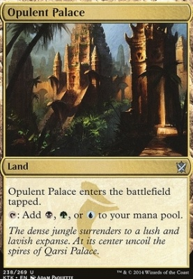 Khans of Tarkir: Opulent Palace