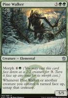 Khans of Tarkir Foil: Pine Walker