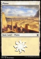 Khans of Tarkir: Plains (252 C)