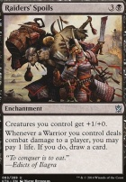 Khans of Tarkir Foil: Raiders' Spoils