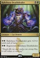 Khans of Tarkir: Rakshasa Deathdealer
