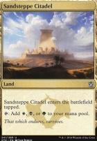Khans of Tarkir Foil: Sandsteppe Citadel