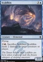 Khans of Tarkir: Scaldkin