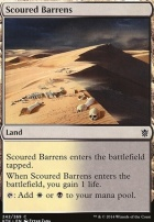 Khans of Tarkir: Scoured Barrens