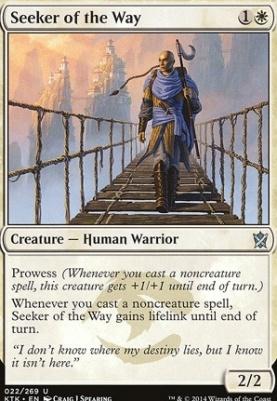 Khans of Tarkir: Seeker of the Way