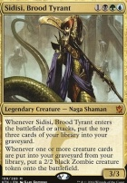 Khans of Tarkir: Sidisi, Brood Tyrant