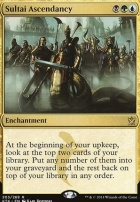 Khans of Tarkir: Sultai Ascendancy