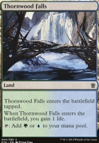 Khans of Tarkir: Thornwood Falls