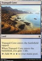 Khans of Tarkir Foil: Tranquil Cove