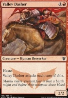 Khans of Tarkir: Valley Dasher