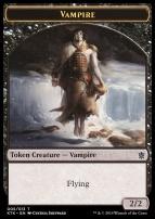Khans of Tarkir: Vampire Token