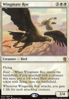 Khans of Tarkir: Wingmate Roc