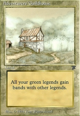 Legends: Adventurers' Guildhouse