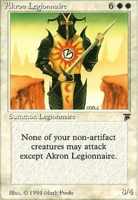 Legends: Akron Legionnaire