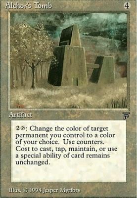 Legends: Alchor's Tomb