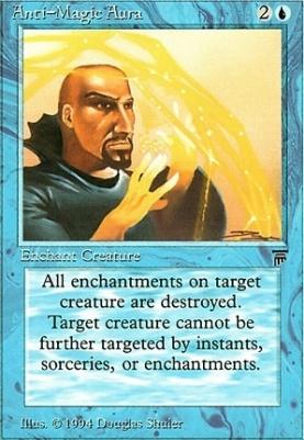 Legends: Anti-Magic Aura