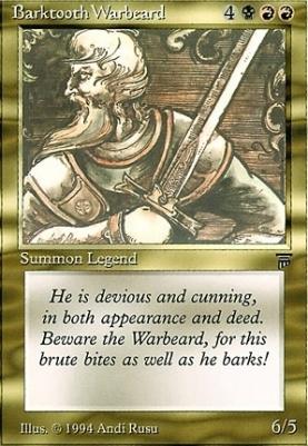 Jerrard of the Closed Fist //// Legends //// MTG Magic the Gathering