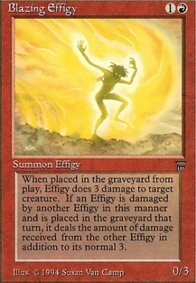 Legends: Blazing Effigy