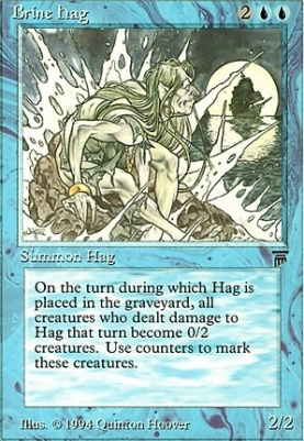 Legends: Brine Hag