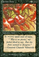Legends: Carrion Ants