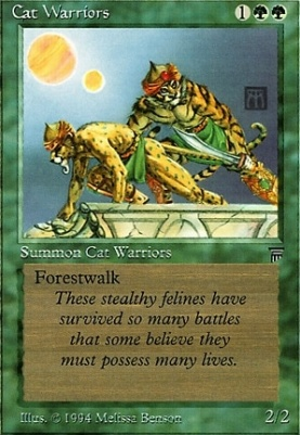 Legends: Cat Warriors