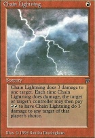 Legends: Chain Lightning