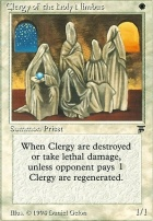 Legends: Clergy of the Holy Nimbus