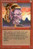 Legends: Crookshank Kobolds