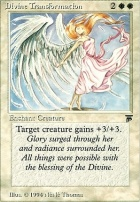 Legends: Divine Transformation