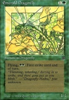 Legends: Emerald Dragonfly