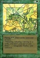 Legends: Emerald Dragonfly