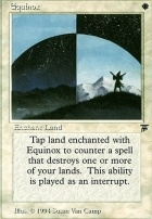 Legends: Equinox