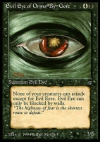Legends: Evil Eye of Orms-By-Gore