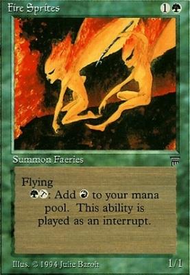Legends: Fire Sprites