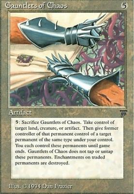 Legends: Gauntlets of Chaos