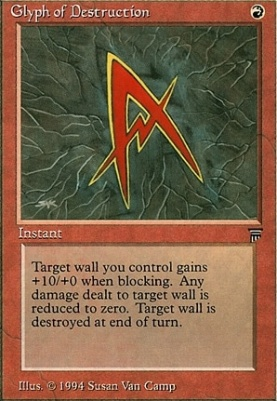 Legends: Glyph of Destruction