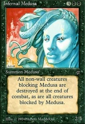 Legends: Infernal Medusa