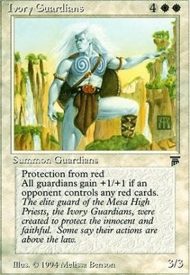 Legends: Ivory Guardians