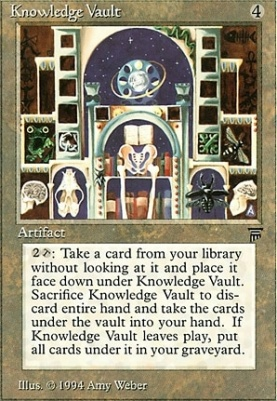 Legends: Knowledge Vault