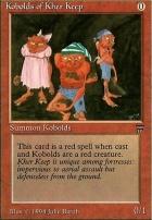 Legends: Kobolds of Kher Keep