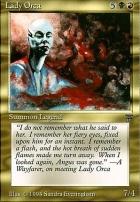 Legends: Lady Orca