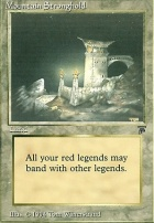 Legends: Mountain Stronghold