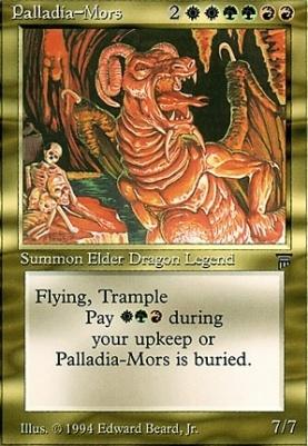 Legends: Palladia-Mors