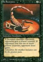 Legends: Pit Scorpion