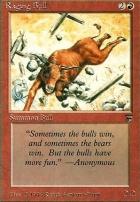 Legends: Raging Bull