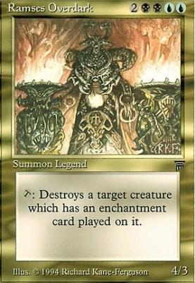 Legends: Ramses Overdark