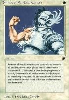 Legends: Remove Enchantments