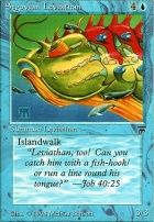 Legends: Segovian Leviathan