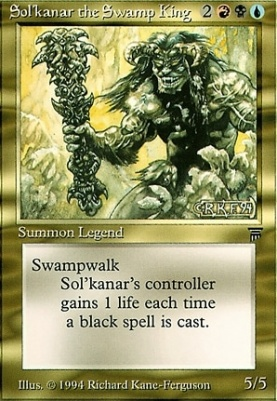 Legends: Sol'kanar the Swamp King