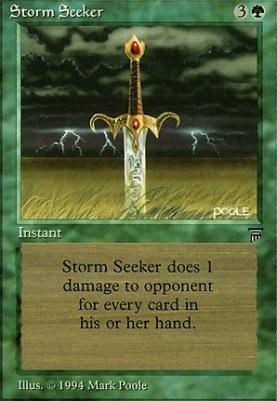 Legends: Storm Seeker